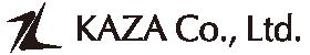 KAZA Co.,Ltd. 株式会社カザ Logo